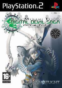 Portada oficial de Shin Megami Tensei: Digital Devil Saga para PS2