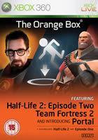 Portada oficial de de Half-Life 2: Orange Box para Xbox 360