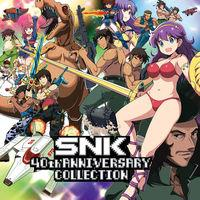 Portada oficial de SNK 40th Anniversary Collection para Switch