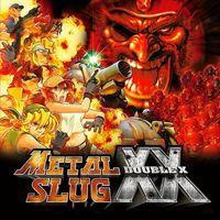 Portada oficial de Metal Slug XX para PS4