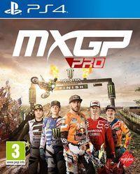 Portada oficial de MXGP PRO para PS4