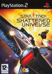 Portada oficial de Star Trek: Shattered Universe para PS2