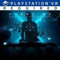 Portada oficial de Kygo 'Carry Me' VR Experience para PS4