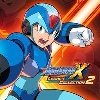 Portada oficial de Mega Man X Legacy Collection 2 para PS4