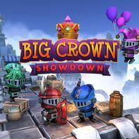Portada oficial de Big Crown: Showdown para PS4