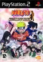 Portada oficial de de Naruto: Ultimate Ninja para PS2