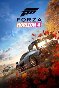 Portada oficial de Forza Horizon 4 para Xbox One