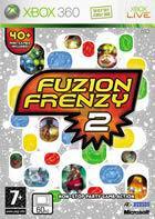 Portada oficial de de Fuzion Frenzy 2 para Xbox 360