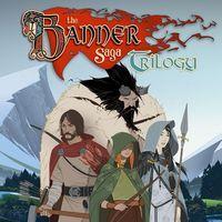 Portada oficial de The Banner Saga Trilogy: Bonus Edition para PS4