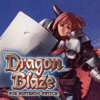 Portada oficial de Dragon Blaze para Switch