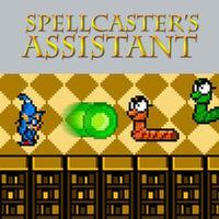 Portada oficial de Spellcaster's Assistant CV para Wii U