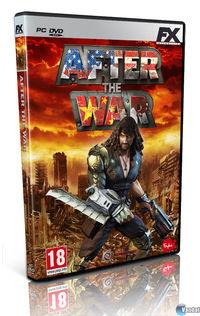 Portada oficial de After the War para PC