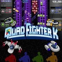 Portada oficial de Quad Fighter K para Switch