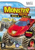 Portada oficial de de Monster 4x4 World Circuit para Wii