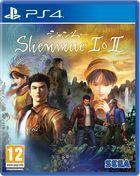 Portada oficial de de Shenmue I & II para PS4