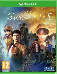 Portada oficial de Shenmue I & II para Xbox One
