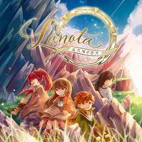 Portada oficial de Lanota para Switch
