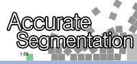 Portada oficial de Accurate Segmentation para PC