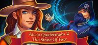 Portada oficial de Alicia Quatermain 2: The Stone of Fate para PC