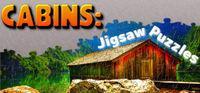 Portada oficial de Cabins: Jigsaw Puzzles para PC
