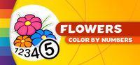 Portada oficial de Color by Numbers - Flowers para PC