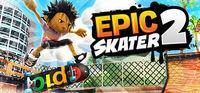 Portada oficial de Epic Skater 2 para PC