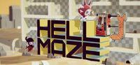 Portada oficial de HellMaze para PC