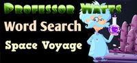 Portada oficial de Professor Watts Word Search: Space Voyage para PC