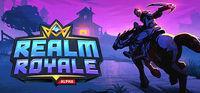 Portada oficial de Realm Royale para PC