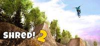 Portada oficial de Shred! 2 - Freeride Mountainbiking para PC