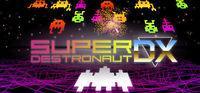 Portada oficial de Super Destronaut DX para PC