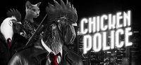 Portada oficial de Chicken Police para PC