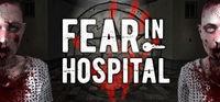 Portada oficial de Fear in Hospital para PC