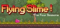 Portada oficial de Flying Slime! para PC