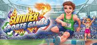 Portada oficial de Summer Sports Games para PC