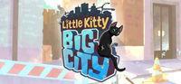 Portada oficial de Little Kitty, Big City para PC