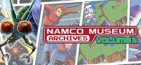 Portada oficial de NAMCO MUSEUM ARCHIVES Volume 2 para PC