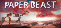 Portada oficial de Paper Beast para PC