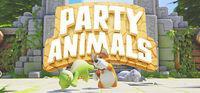 Portada oficial de Party Animals para PC
