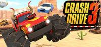 Portada oficial de Crash Drive 3 para PC