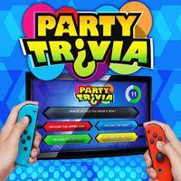 Portada oficial de Party Trivia para Switch