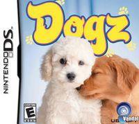 Portada oficial de Dogz para NDS