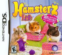 Portada oficial de Hamsterz Life para NDS