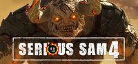 Portada oficial de Serious Sam 4 para PC