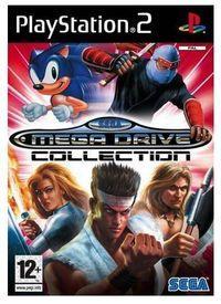 Portada oficial de Sega Genesis Collection para PS2