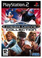 Portada oficial de de Sega Genesis Collection para PS2