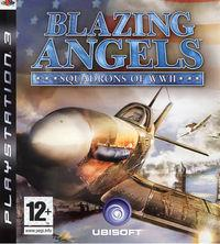 Portada oficial de Blazing Angels Squadrons of WWII  para PS3