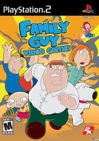 Portada oficial de Padre de Familia para PS2