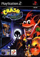 Portada oficial de de Crash Bandicoot: The Wrath of Cortex para PS2
