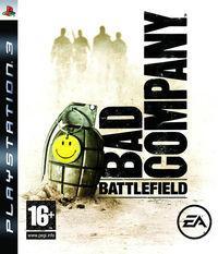 Portada oficial de Battlefield: Bad Company para PS3
